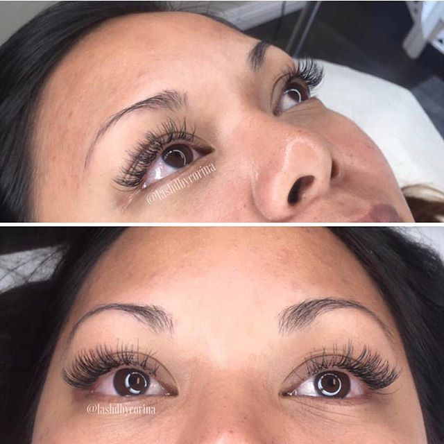 LASHD NATURAL Modified Cateye by @lashdbycorina