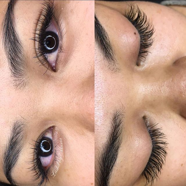 LASHD NATURAL Fill By @lashdbymaria