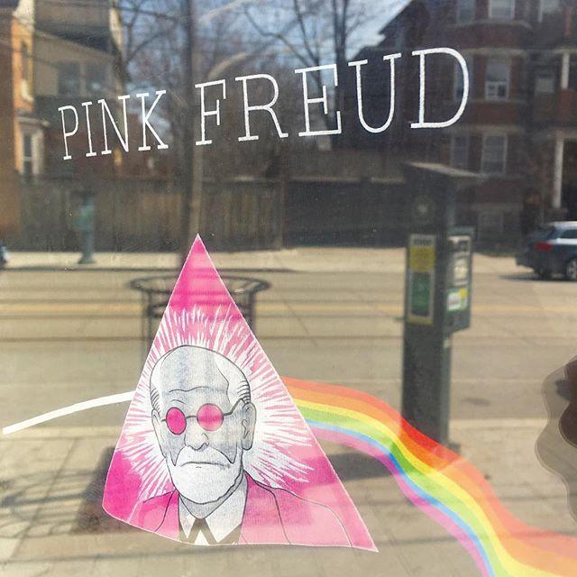 Pink #Freud