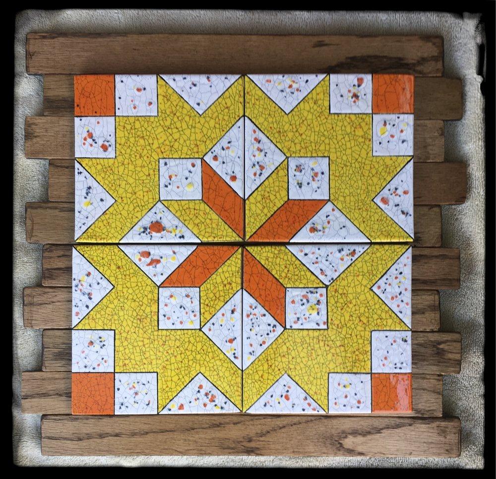 Art Tiles/Small Wall Art Gallery — D R S 2 3