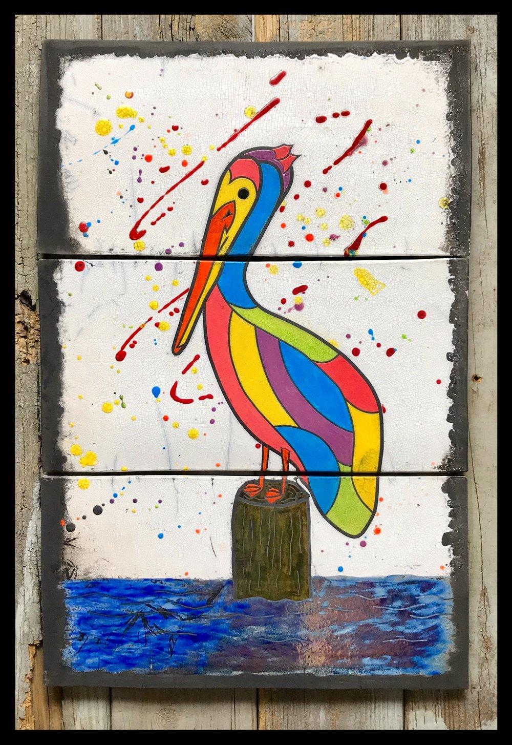 Joseph the Pelican