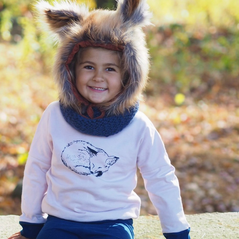shop  Little Fox Sweatshirt  and  Lounge Pant
