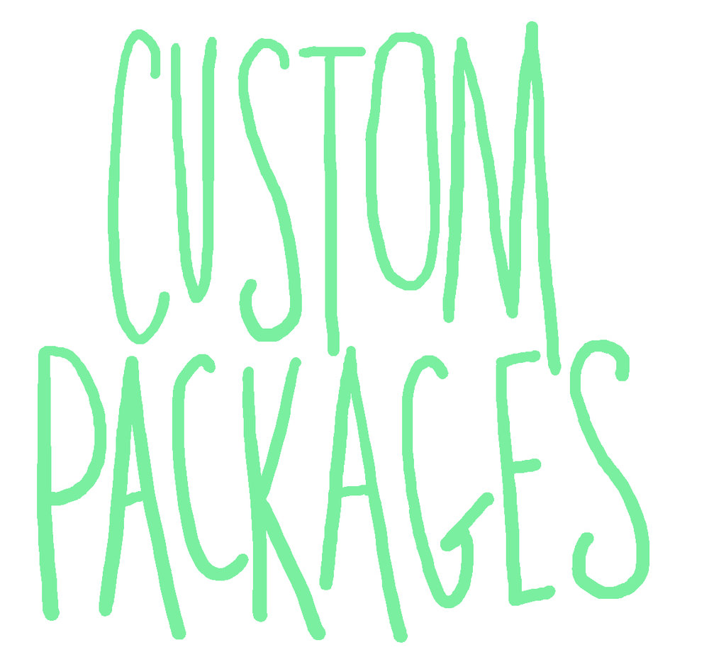 custom package - Negotiated based on work hours and needs.