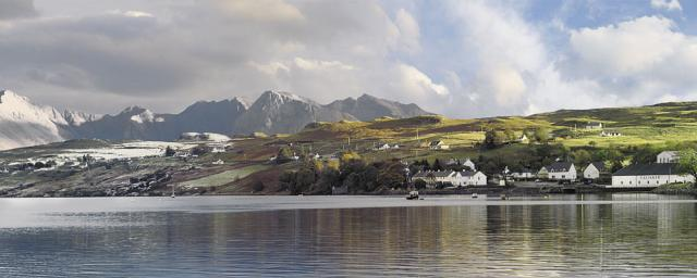 Talisker Distillery, Isle of Skye