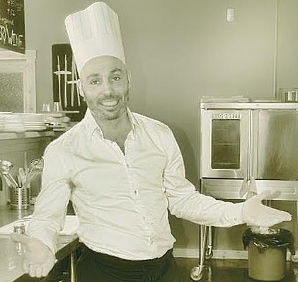 Chef Anthony Rabot