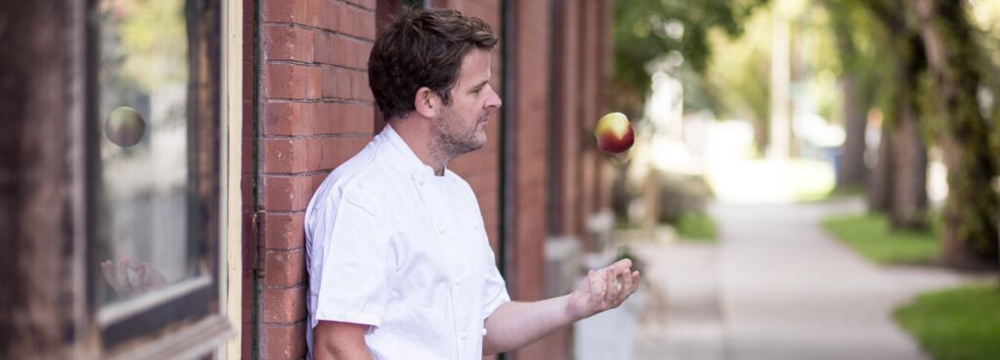 Chef Neil McCue
