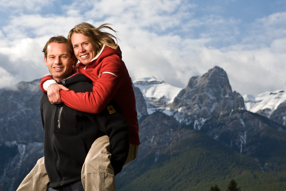 Canmore Olympians Thomas Grandi and Sara Renner are passionate about their mountain community and the great food it inspires. Catch them on a Progressive Dinner Tour during Canmore Uncorked 2018.