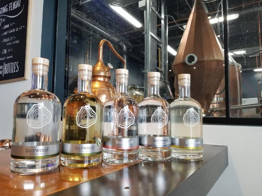 Burwood Distillery