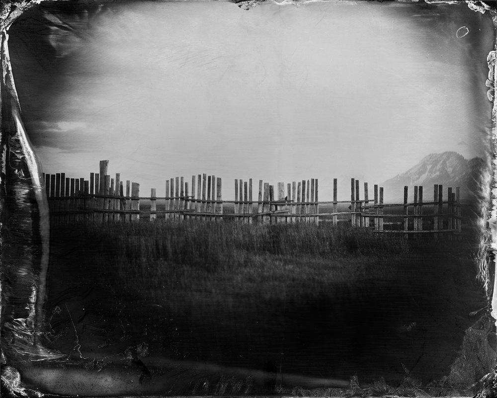 Fencepost & Tetons