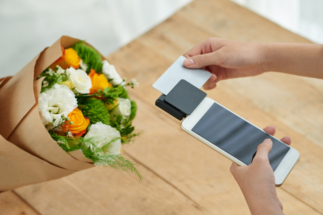 accept payments on the go with national payment processing