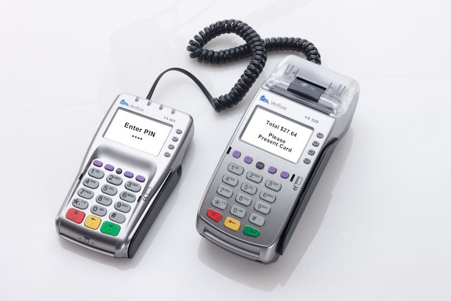 Verifone VX520 with VX805