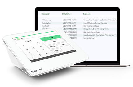 Clover Mini and POS Integration