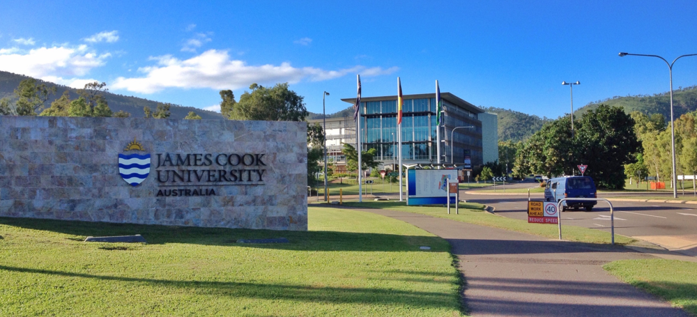 JCU Townsville campus
