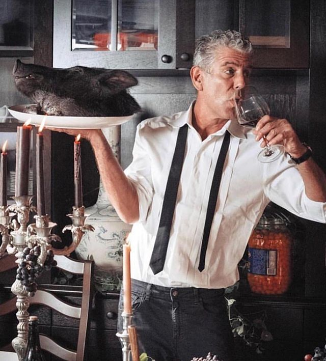 Such a great, great loss. But how much he gave us all. RIP to one of the world's true originals @anthonybourdain #anthonybourdain