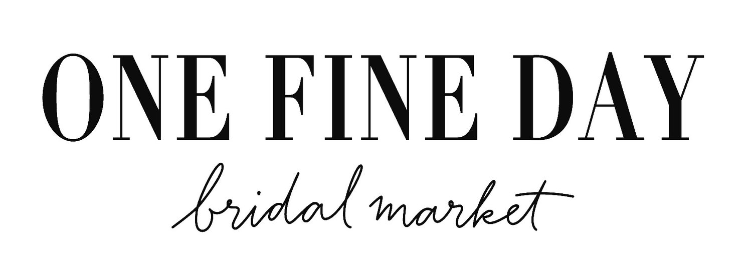 One Fine Day Bridal Market