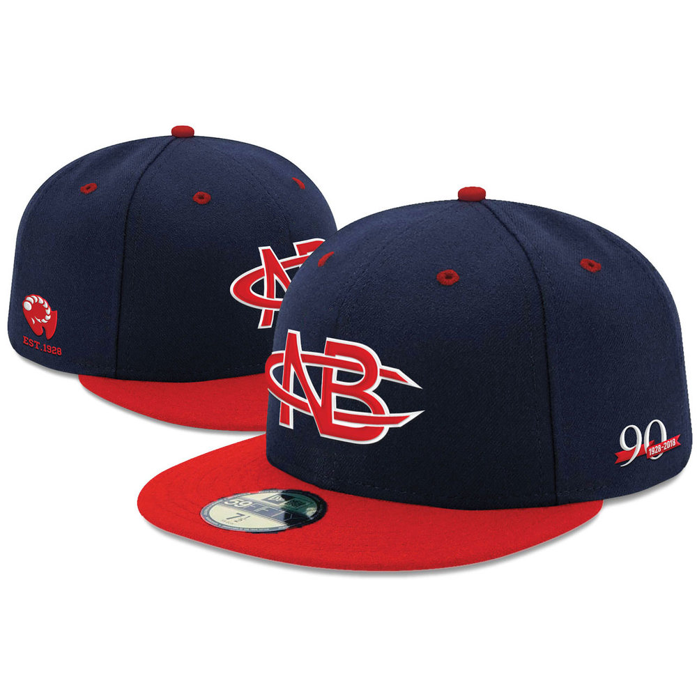 1563d3e6fa356 NBC Senior Playing Cap — Newport Rams Baseball Club
