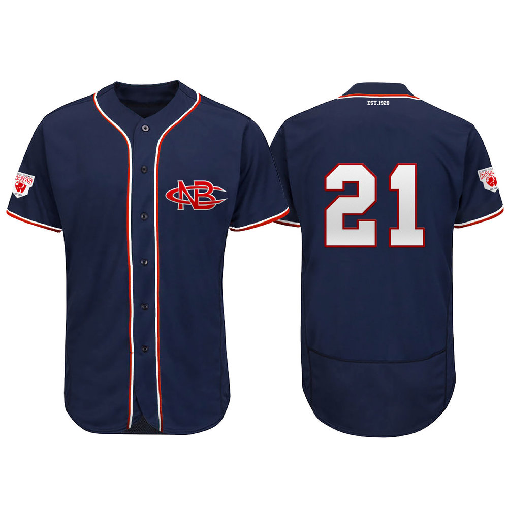 rams baseball jersey