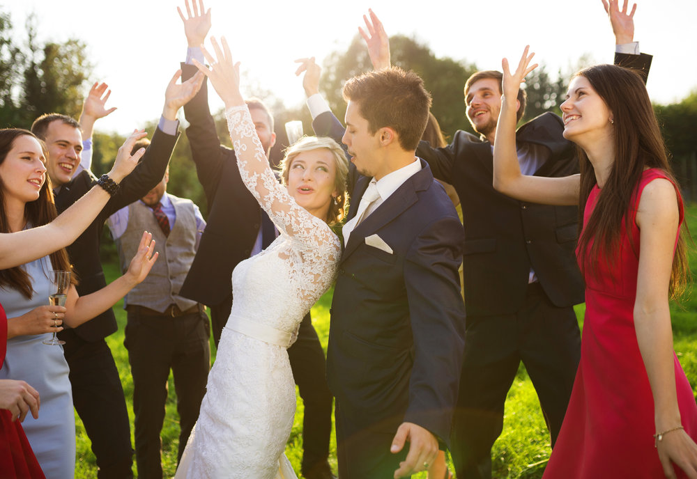 BRIDAL PARTY / GROUP WEDDING DANCE -