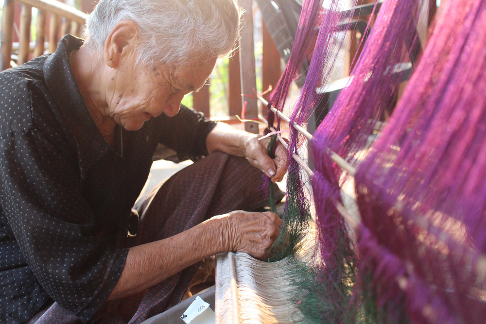 Artisan Entrepreneurship - Silk Weaving Market Development