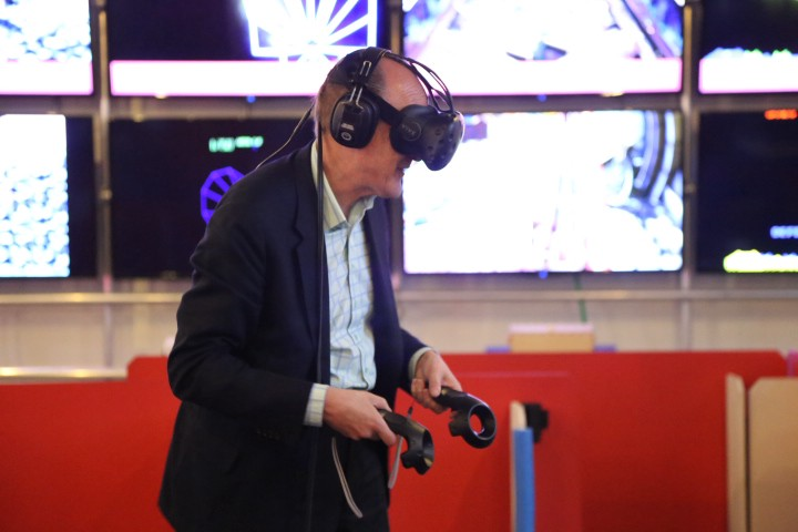 Graham Breen (HTC Vive) -