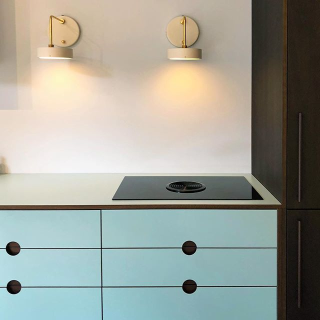 Pure Color kitchen Chr D IX's gade 4 #cphsquare #kitchendesign #kitchen #purecolor