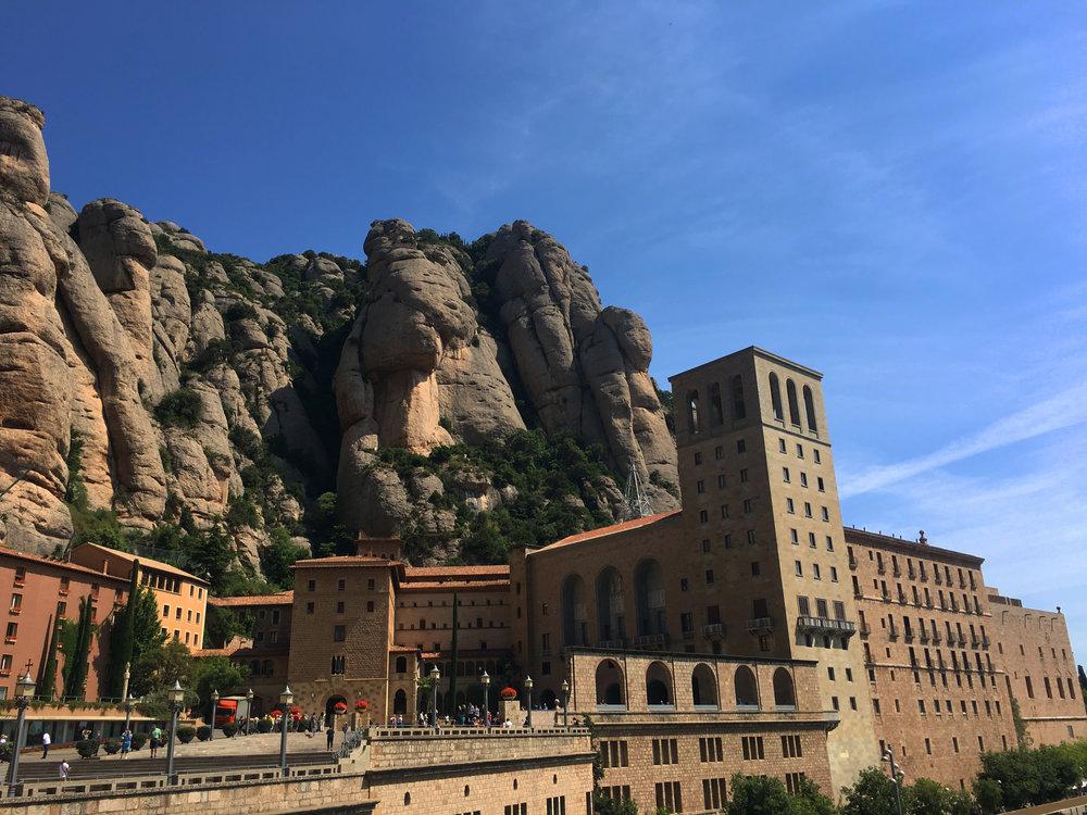 Montserrat, Spania