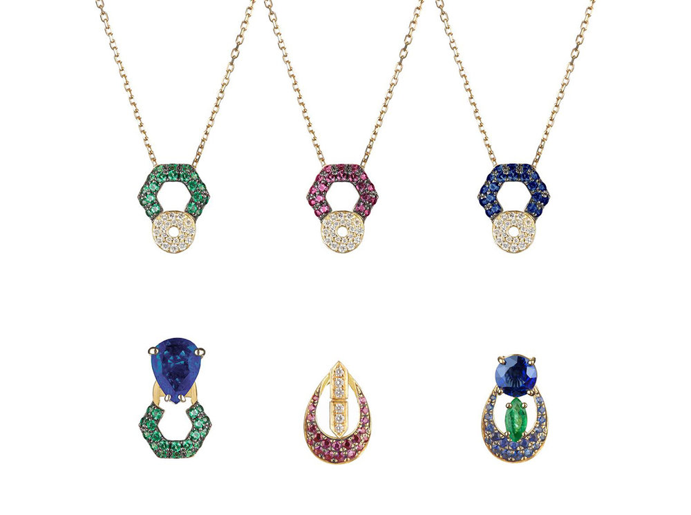 The Allasso Collection — R.Y.M. Jewelry