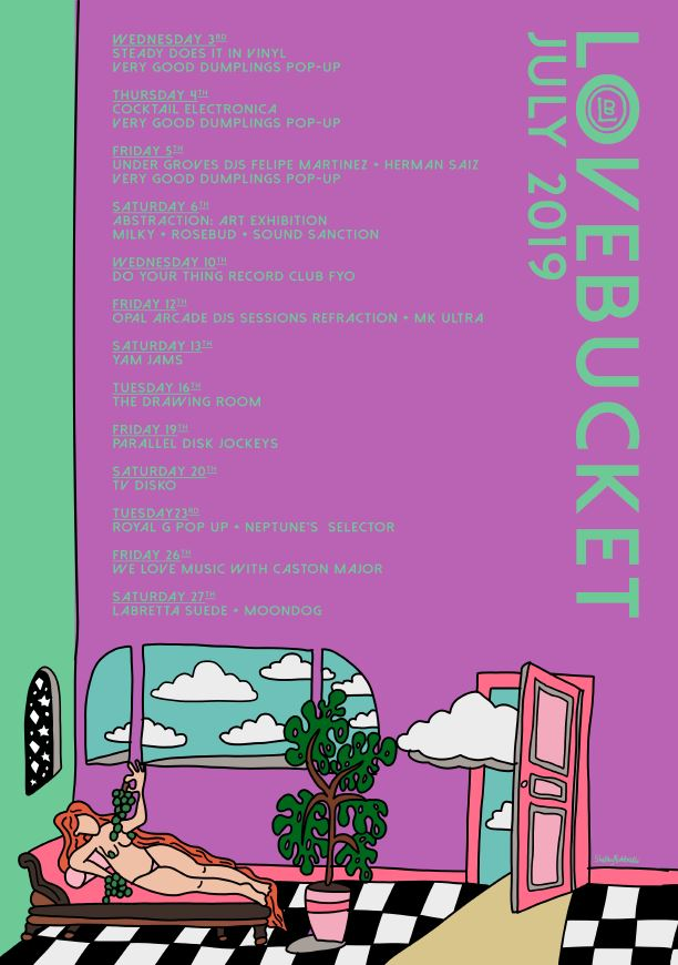 Events — Love Bucket