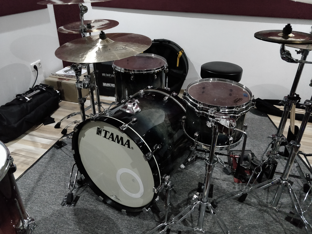 Tama Starclassic at S&C Studio