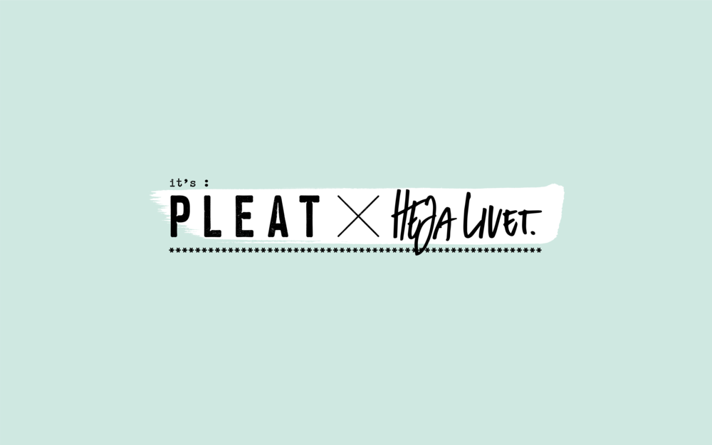 It´s Pleat x Heja Livet — Logotype_1.png