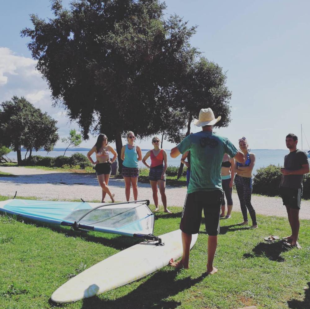 Five Elements, Yoga & Adventure retreat in Croatia ! Biking, hiking, windsurfing, SUP, kayaking vegetarian, vegan food