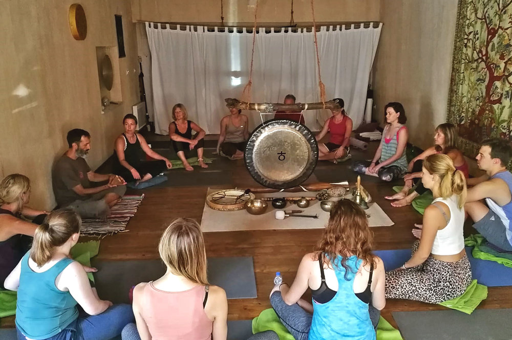 Five Elements - meditation - Yoga & Adventure retreat in Croatia