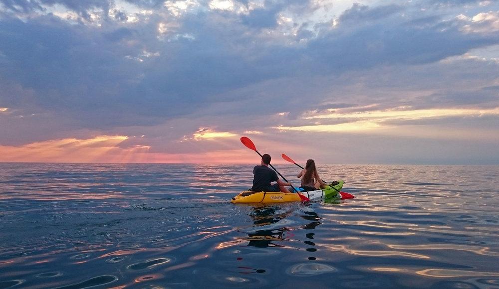 Five Elements - kayaking - Yoga & Adventure retreat in Croatia