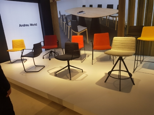 Andreu World at NeoCon