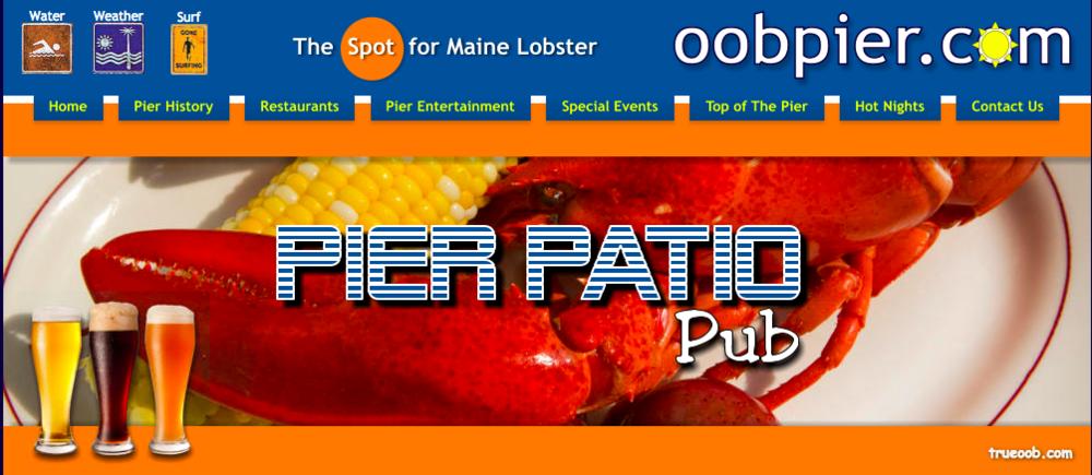 VIP Passes to Pier Patio Pub  http://www.oobpier.com/patio.html
