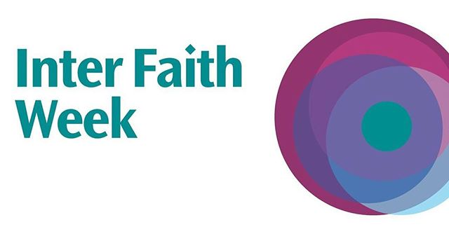 Book free tickets for our Inter Faith Week event at: https://bit.ly/2PMkifJ