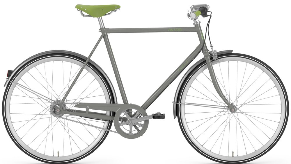 Van Stael R7T £649 Just grey