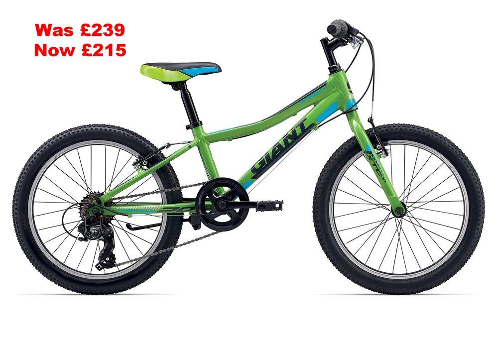 "XTC Jr 20"" - £239"