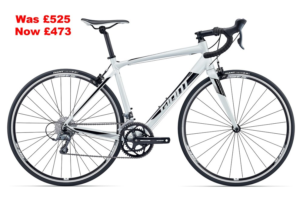 Contend 2 2017 - £525 - Now £473
