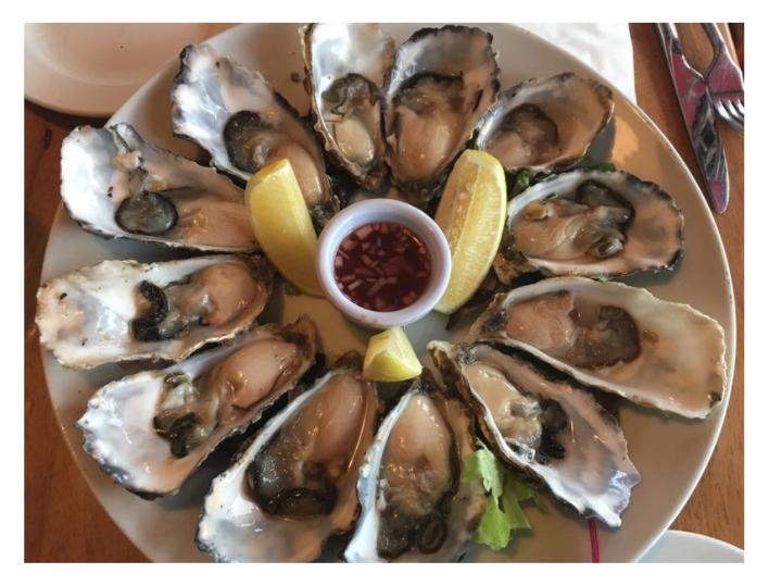 oysters in dublin