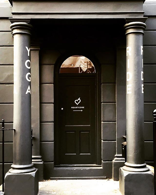 Another beautiful front door, another fabulous client. @heartcorelife are not only dedicated to producing functionally flawless classes that provide best possible results, they also have a knack for designing the most beautiful studios 💫💕💫. The sense of community that can be felt in each studio is testament to the quality of their classes and very happy clients! 💪💯✔️ #soheartcore #MCrecommends #MCinLondon