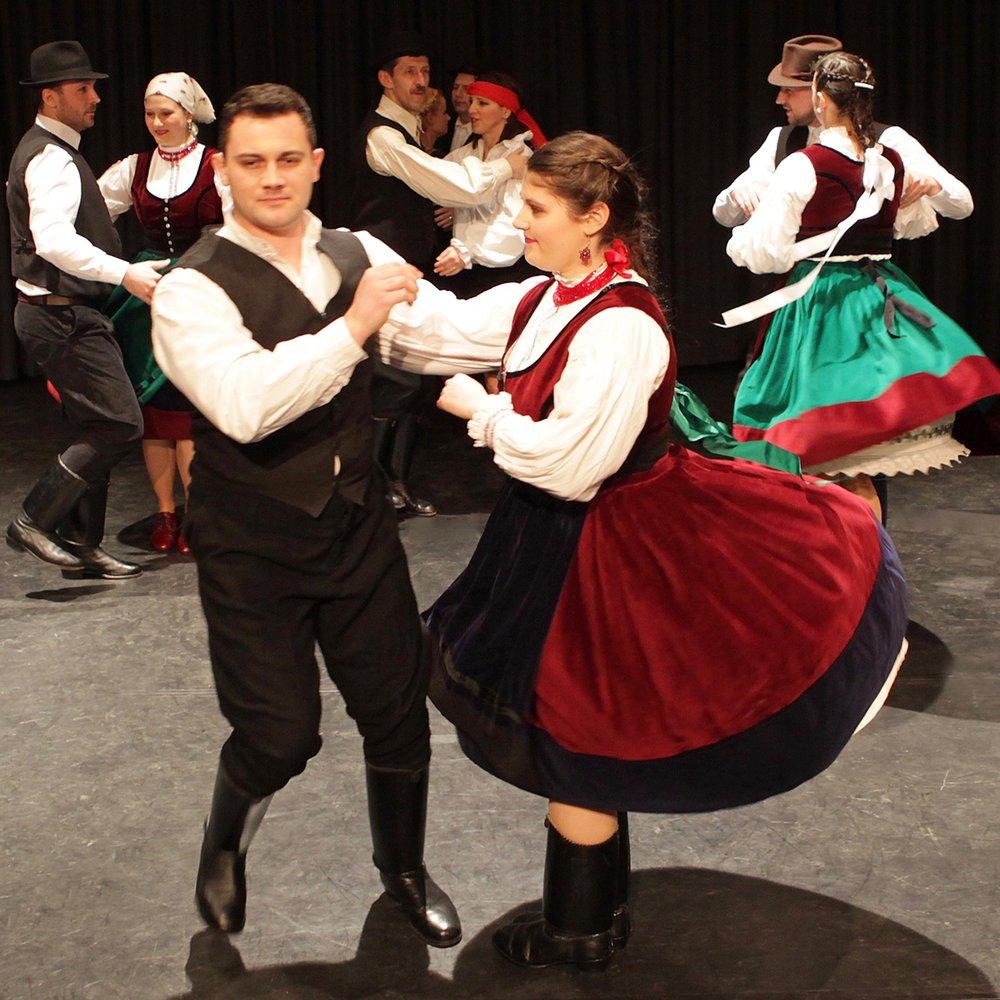 """2015 """"Gänsehaut-Libabör"""" Ungarische Folkloregruppe REGÖS"""