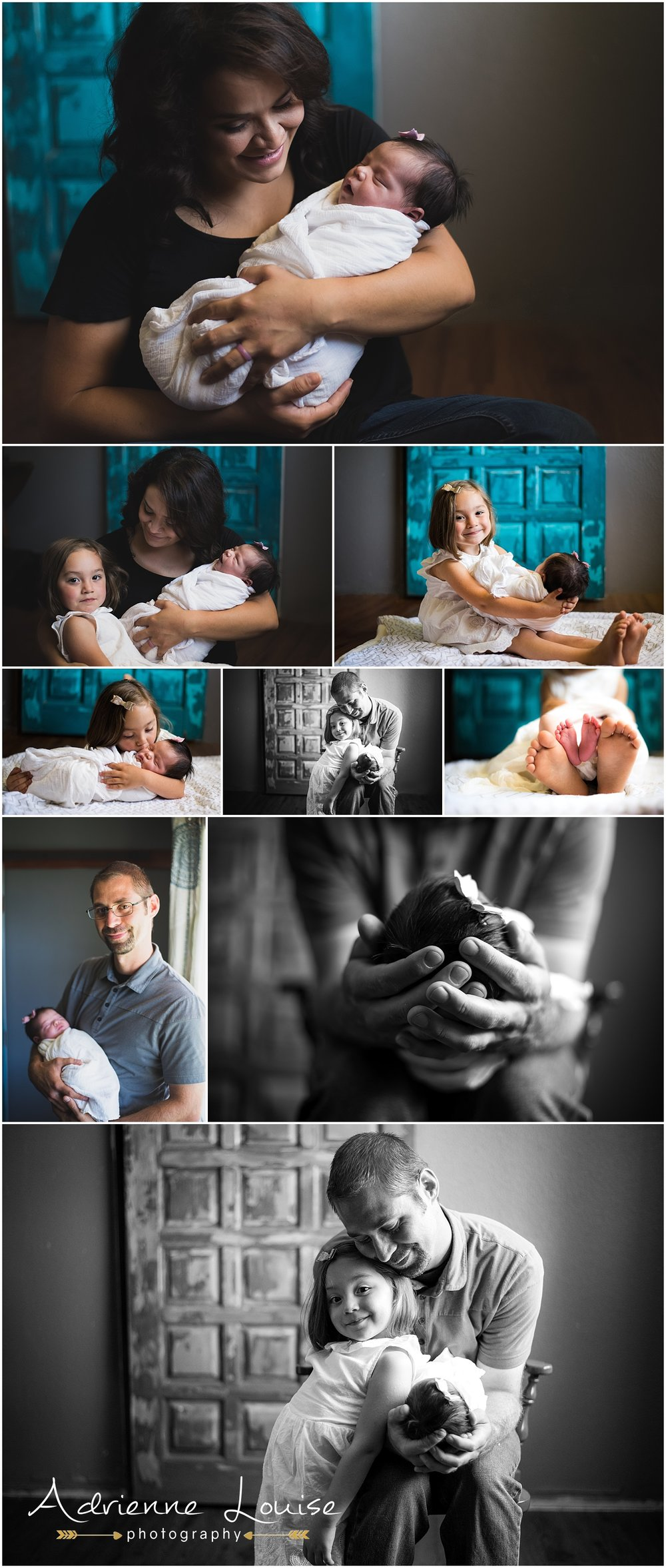 Woodstock Newborn Photographer