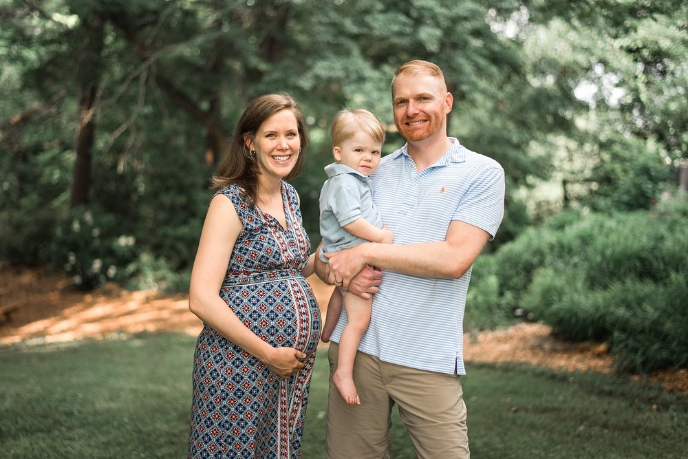 Family of 3 in Marietta, GA