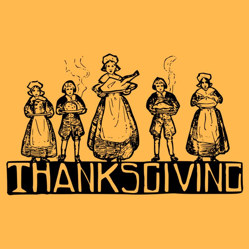 7seeds Thanksgiving Pilgrims
