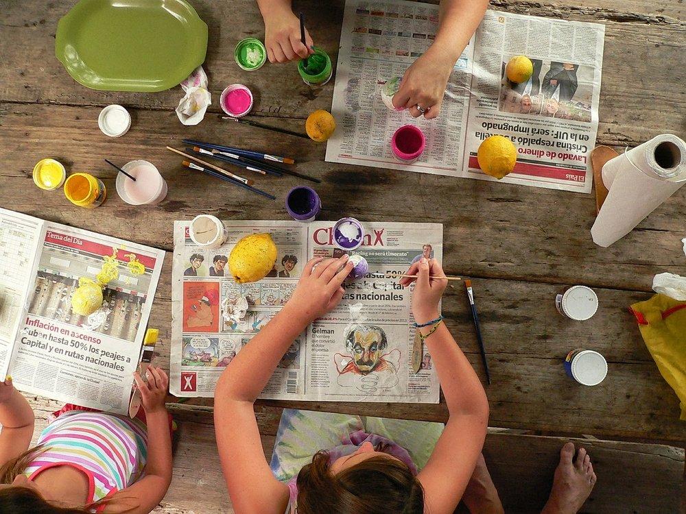 7Seeds christmas crafts children