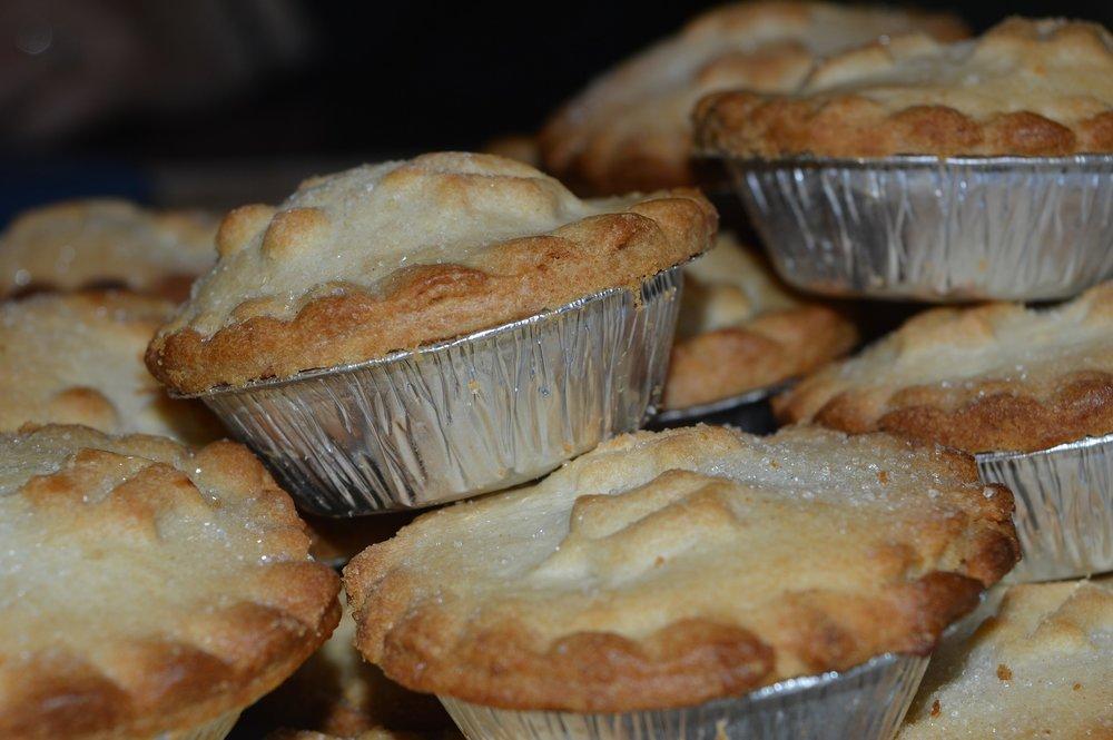 7Seeds christmas food mince pie