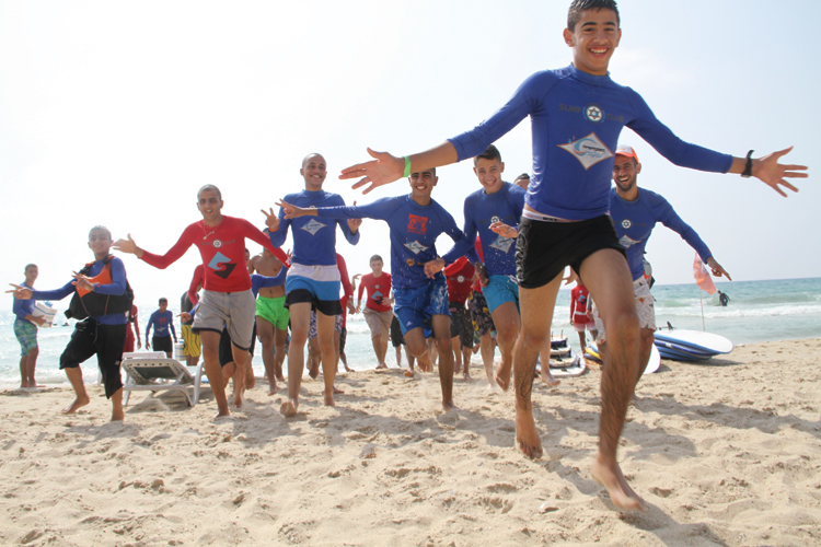 Kids Creating Peace Summer Camp, Israel