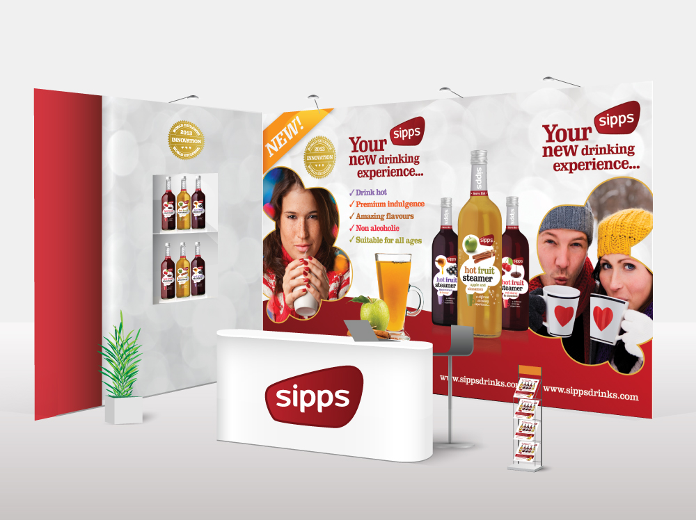 Sipps Exhibition Stand