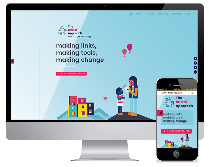 The Bristol Approach Website